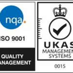logo of the ISO 9001 accreditation