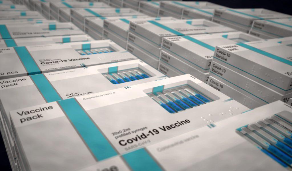 Vaccine logistics supporting vaccine manufactuering